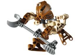 8584 LEGO Bionicle Hewkii