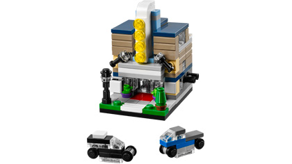 40180 LEGO Bricktober Theater
