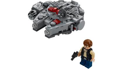 Millennium Falcon™ - 75030 - Lego Building Instructions