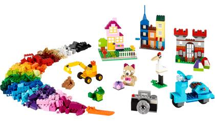 LEGO® Large Creative Brick Box - 10698 - Lego Building