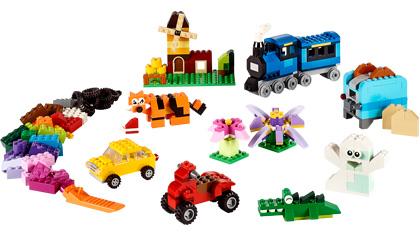 Lego Medium Creative Brick Box 10696 Lego Building Instructions