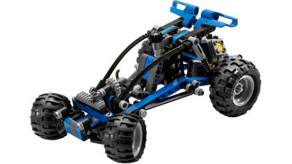 Dune Buggy - 8296 - Lego Building Instructions