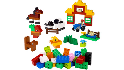 Lego Duplo Build A Farm 5419 Lego Building Instructions