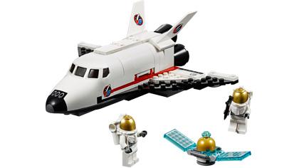 lego space shuttle explorer instructions - photo #19