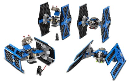 BUILDING INSTRUCTIONS FOR 10131, TIE™ Collection, Star Wars TM