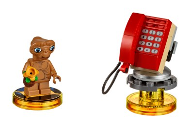 BUILDING INSTRUCTIONS FOR 71258, E.T. the Extra-Terrestrial™ Fun Pack,  Dimensions