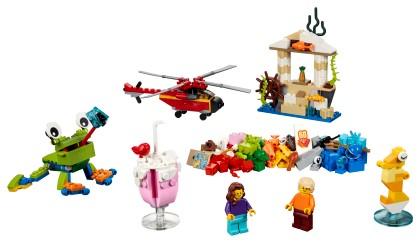 World Fun - 10403 - Lego Building Instructions