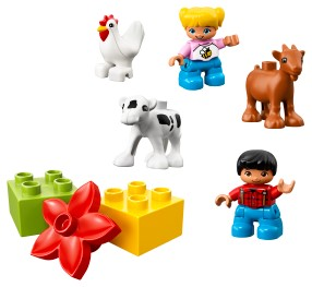 Lego Duplo Farm 30326 Lego Building Instructions